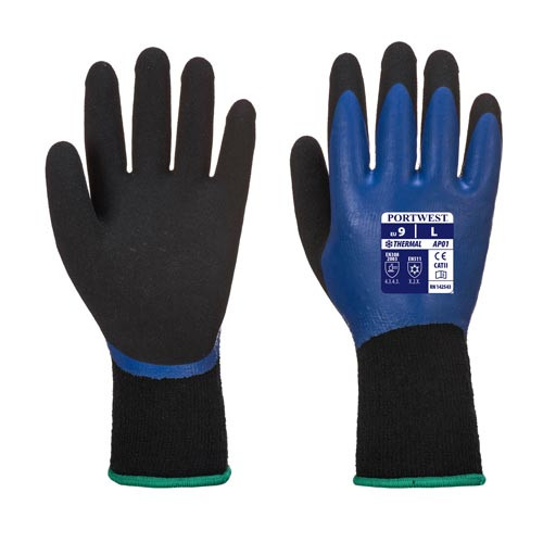 Thermo Pro Waterproof Thermal Glove- X Large (10) Product Image- Landscape Supply Company