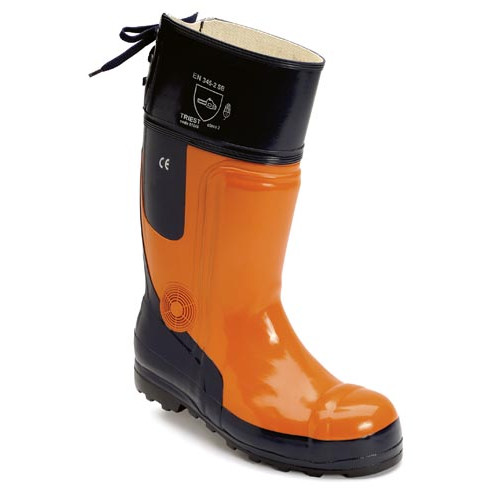 Chainsaw Protective Wellingtons 9 (43) Product Image- Landscape Supply Company