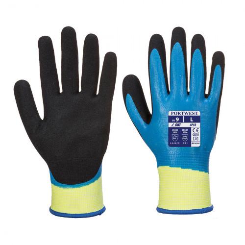Aqua-Cut Pro Cut-resistant Waterproof Glove - Medium (8) Product Image- Landscape Supply Company