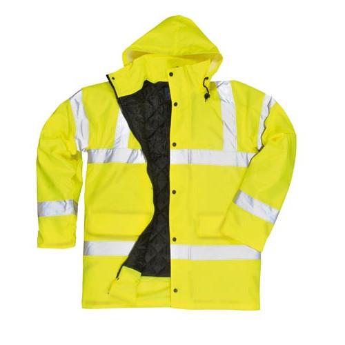 Hi-Vis Waterproof Jacket X Large Product Image- Landscape Supply Company