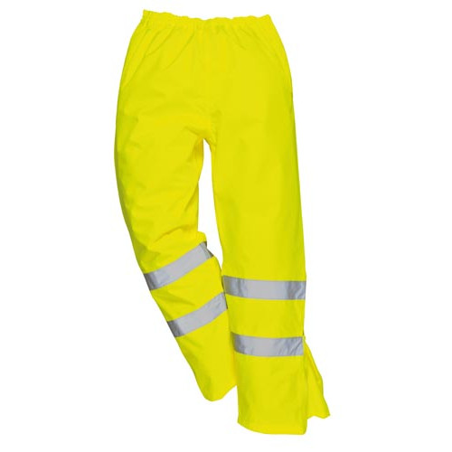Hi-Vis Waterproof Trousers XX Large Product Image- Landscape Supply Company