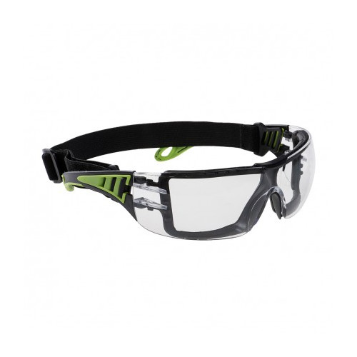Tech Look Plus Safety Spec- Clear