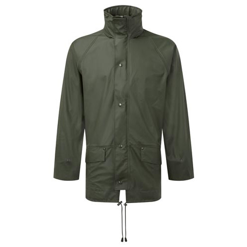 AirFlex Waterproof Breathable Jacket- Olive Green, XXX Large Product Image- Landscape Supply Company