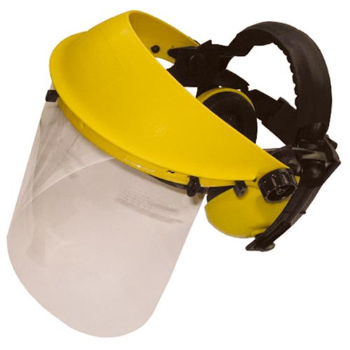 Visor/Muff Combination - Poly Product Image- Landscape Supply Company
