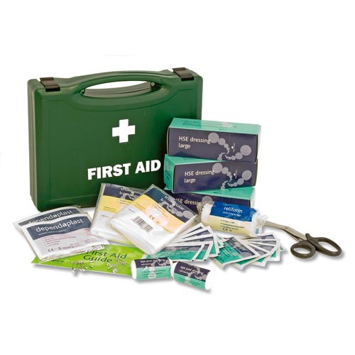 Public Service Vehicle First Aid Kit Product Image- Landscape Supply Company
