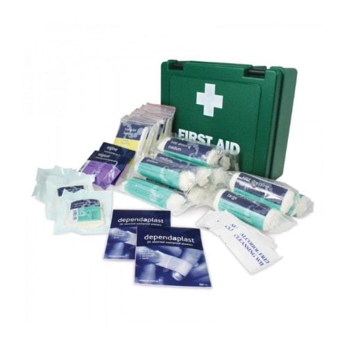 First Aid Kits Medium 1-10 person Product Image- Landscape Supply Company