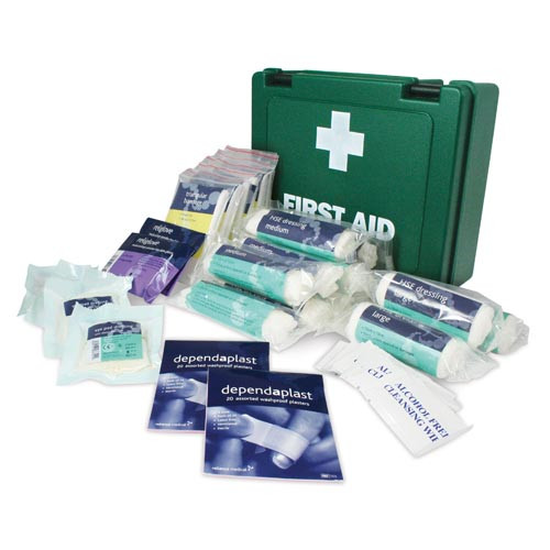 First Aid Kits Large 1–20 person Product Image- Landscape Supply Company