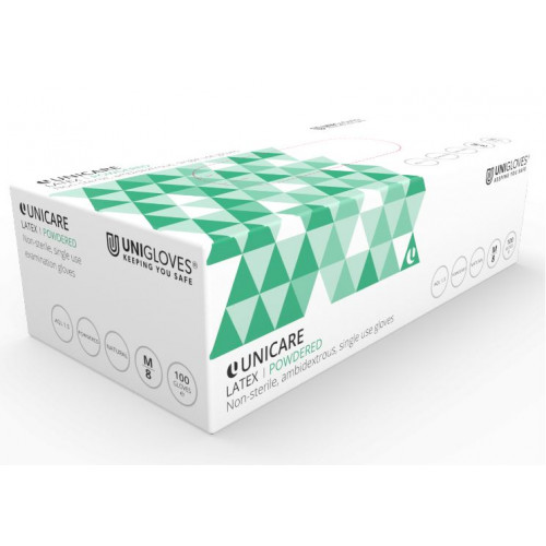 Disposable LATEX Gloves X Large (10) Product Image- Landscape Supply Company