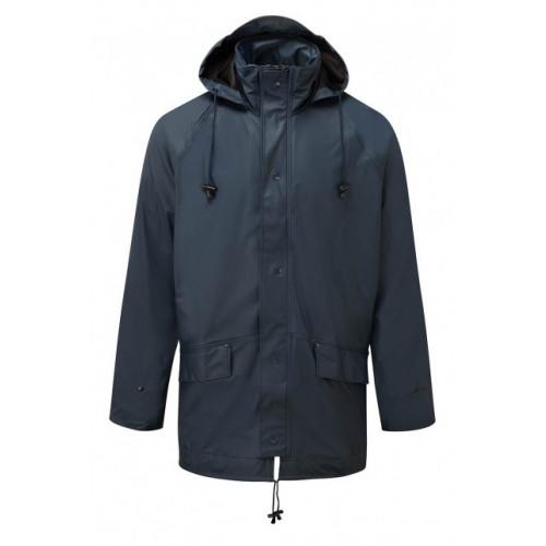 AirFlex Waterproof Breathable Jacket- Navy Blue, XXX Large Product Image- Landscape Supply Company