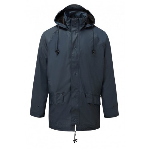 AirFlex Waterproof Breathable Jacket- Navy Blue, XXX Large Product Image- Landscape Supply Company