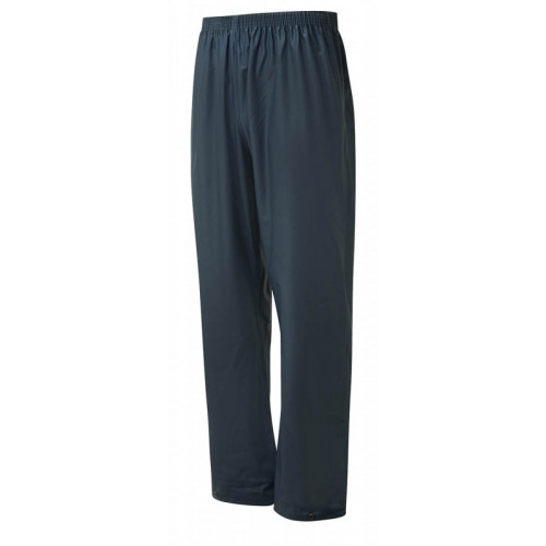 AirFlex Waterproof Breathable Trousers- Navy Blue, XXX Large Product Image- Landscape Supply Company