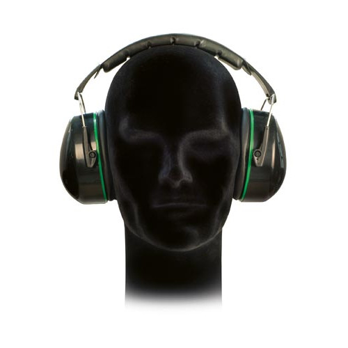 Noisebeta®  Pro-Plus Ear Defenders Product Image- Landscape Supply Company