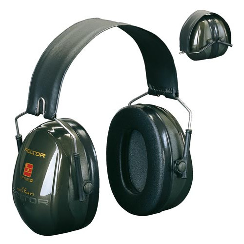 Optime 2 Ear Defenders Product Image- Landscape Supply Company