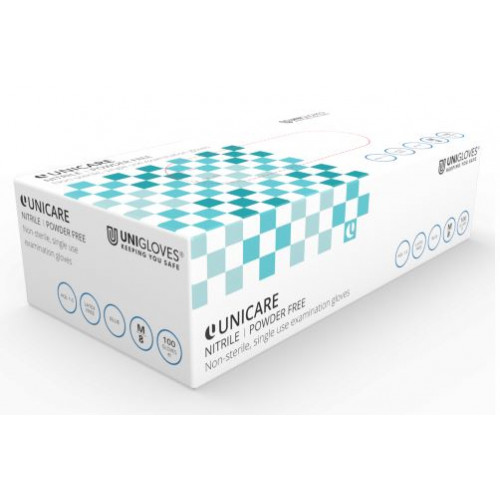 NITRILE Disposable Glove (100) X Large (10) Product Image- Landscape Supply Company