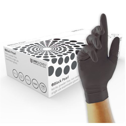 Workshop/ Mechanic Nitrile Gloves - X Large Product Image- Landscape Supply Company