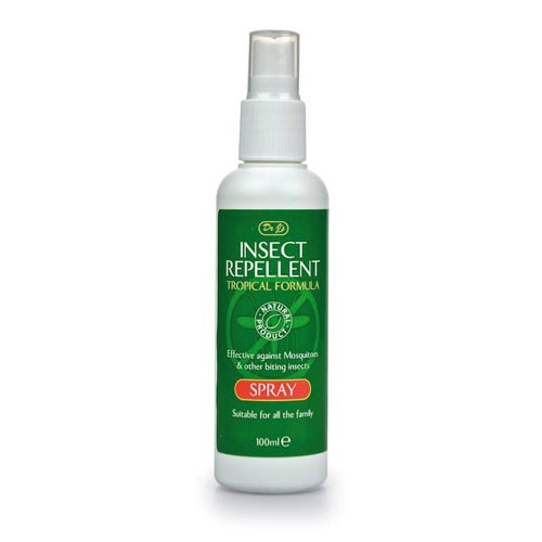 Insect Repellent Spray 100ml/ 6 pk Product Image- Landscape Supply Company