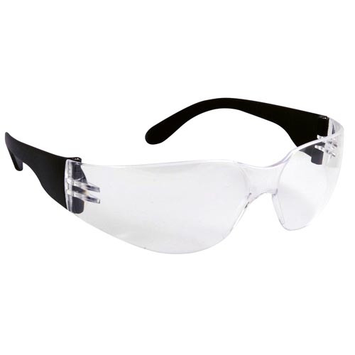 Clearview Safety Specs- Clear