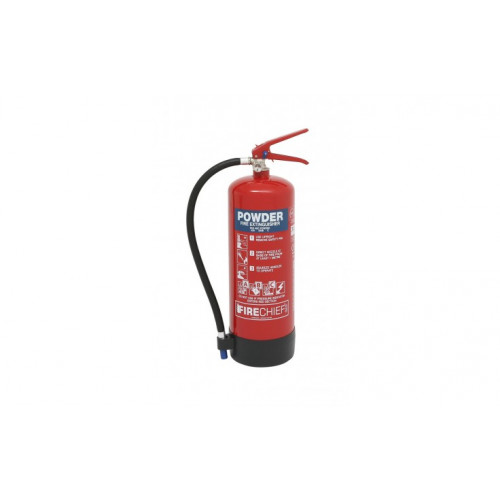 Dry Powder Fire Extinguisher 6kg (TOO) Product Image- Landscape Supply Company