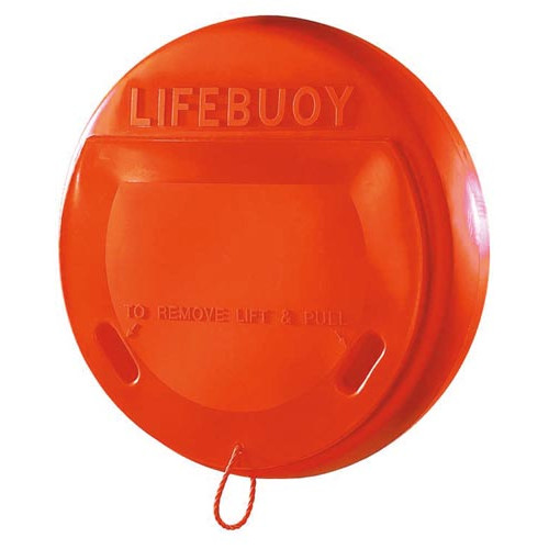 Lifebuoy Housing c/w subsurface mounting post (TOO) Product Image- Landscape Supply Company