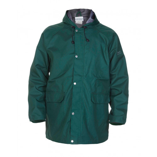 SNS Waterproof Jacket Olive Green Small