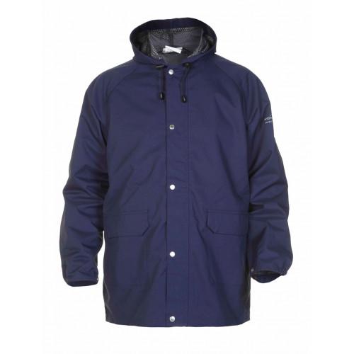 SNS Waterproof Jacket Navy Small