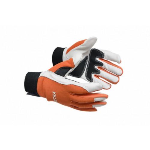 SARTRA® Premium Reinforced Palm Work Glove- Medium (8) Product Image- Landscape Supply Company