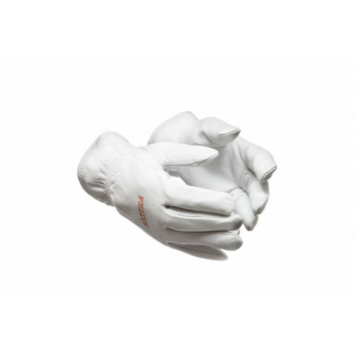 SARTRA® Quality Leather Work Glove- Lined- Medium (8) Product Image- Landscape Supply Company