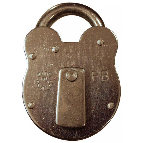 Fire Brigade 'FB1' Padlock Product Image- Landscape Supply Company