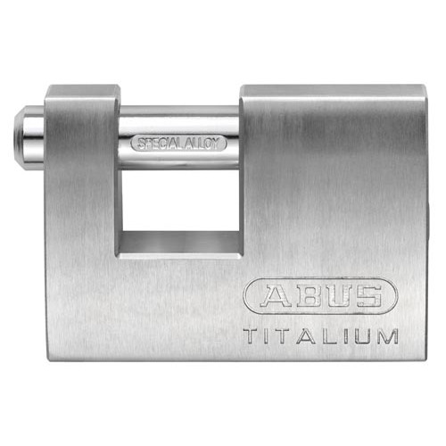 Abus Titalium Shutter Padlock- 70mm- Keyed Alike Product Image- Landscape Supply Company
