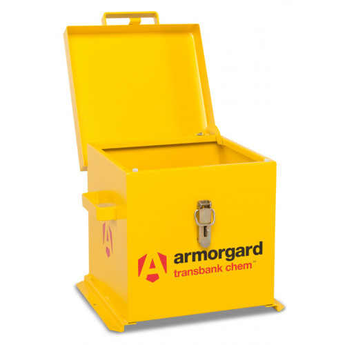 Transbank YELLOW Mini 350 x 350 x 300mm Product Image- Landscape Supply Company