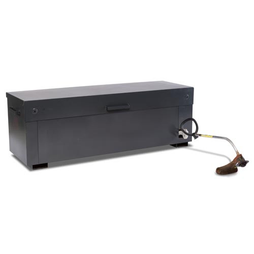 Strimmersafe Vault 1275 x 515 x 450mm   Product Image- Landscape Supply Company