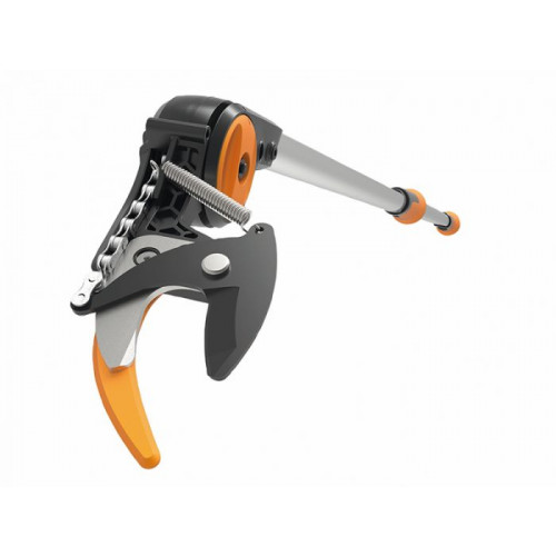FISKARS Telescopic Universal Cutter 2.4m - 4m Product Image- Landscape Supply Company