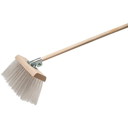 """Poly Broom Complete 13""""/330mm Product Image- Landscape Supply Company"""