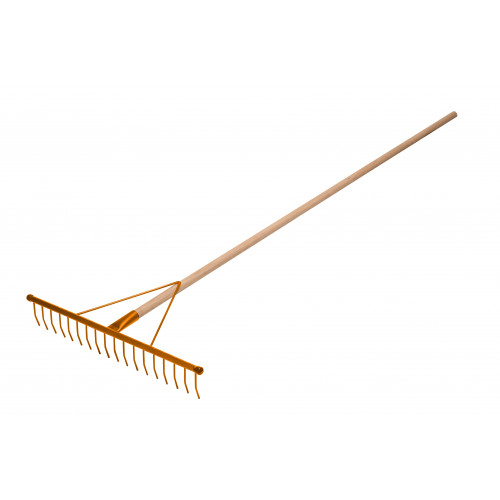 """Hypro® PowerRake Wide 28"""" Product Image- Landscape Supply Company"""