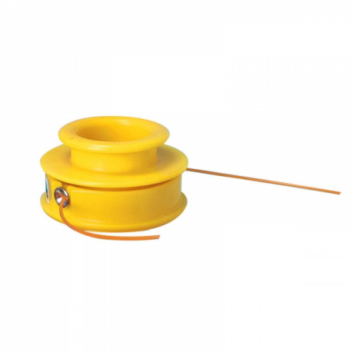 Universal YELLOW Strimmer Head  Product Image- Landscape Supply Company