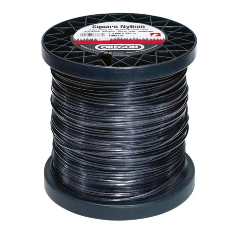 NYLIUM® Squareline Strimmer Cord  (245m) 2.4mm Product Image- Landscape Supply Company