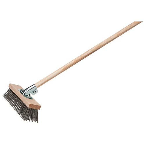 """Wire Broom Complete 13""""/ 330mm Product Image- Landscape Supply Company"""