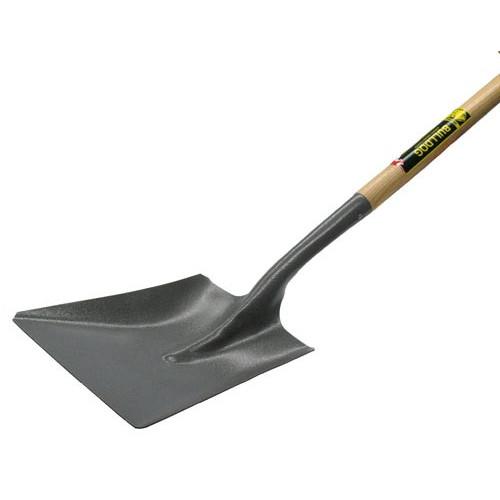 Bulldog Long Handled Shovel- Square Product Image- Landscape Supply Company