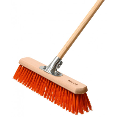 """SARTRA® PVC Broom 18""""/450mm Product Image- Landscape Supply Company"""