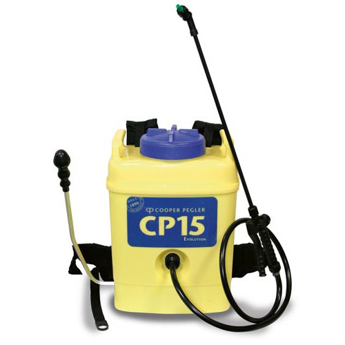 Cooper Pegler CP15 Evolution Sprayer15 litre Product Image- Landscape Supply Company