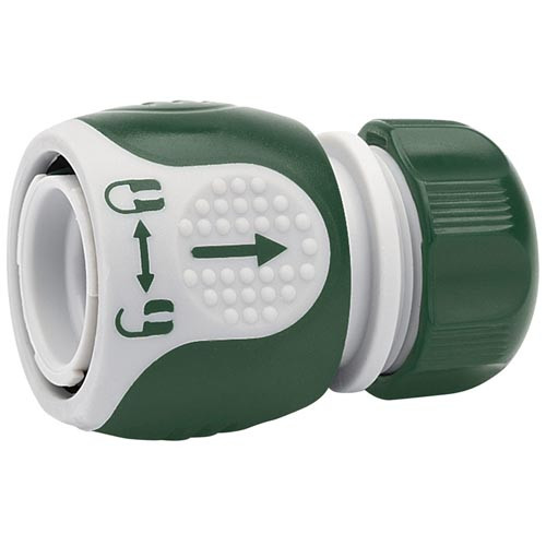 """Plastic Hose Connector ½""""/13mm Product Image- Landscape Supply Company"""