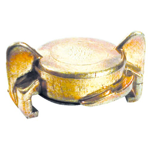Brass Quick Coupling End Cap Product Image- Landscape Supply Company