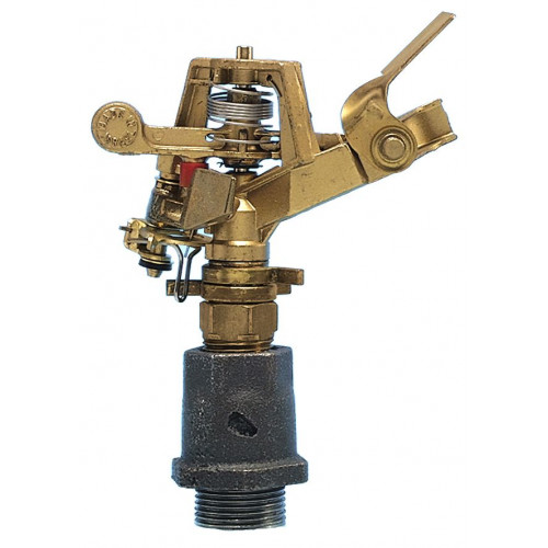 Naan Part Circle Sprinkler c/w adaptor Product Image- Landscape Supply Company