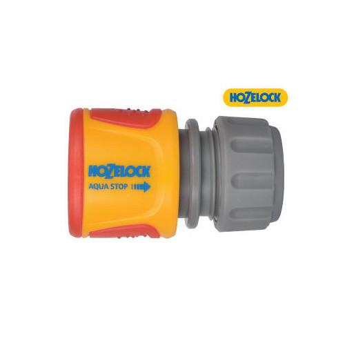 Hozelock® Soft Touch Aquastop Connector