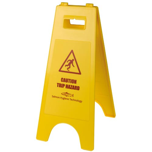 Trip Hazard Warning Sign Product Image- Landscape Supply Company