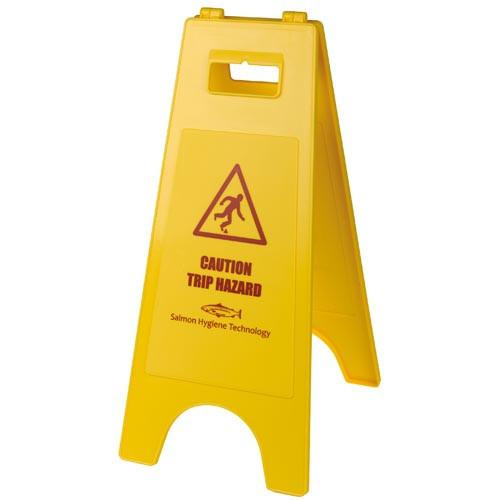 Trip Hazard Warning Sign Product Image- Landscape Supply Company