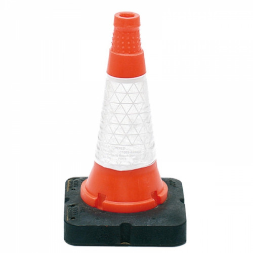 """Thermoplastic Road Cone 30""""/760mm Product Image- Landscape Supply Company"""