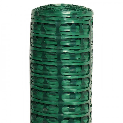 Plastic Barrier Fencing - Green 1 x 50m Product Image- Landscape Supply Company