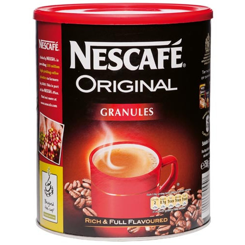 Nescafe Instant Coffee Granules 750g Product Image- Landscape Supply Company