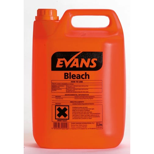 Bleach 5ltr Product Image- Landscape Supply Company